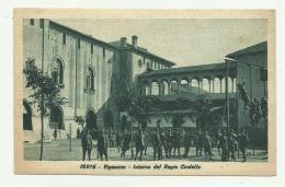 VIGEVANO - INTERNO DEL REGIO CASTELLO - NV FP - Pavia