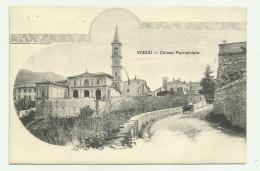 VIGGIU' - CHIESA PARROCCHIALE VIAGGIATA FP - Varese