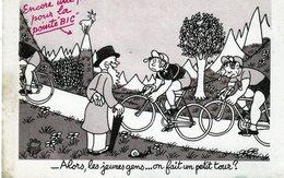 Cpa- Illustrateur Jean Effel - Alors,les Jeunes Gens...on Fait Un Petit Tour? - - Effel