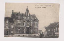 FRASNES LEZ BUISSENAL HOTEL DE VILLE - Frasnes-lez-Anvaing