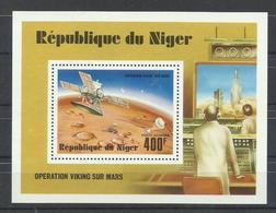 NIGER  YVERT H/B 17   MNH  ** - Níger (1960-...)