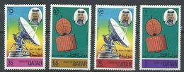 QATAR    YVERT  313/16  MNH  ** - Qatar