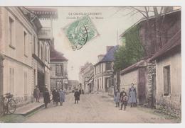 La-Croix-Saint-Leufroy. - Frankreich