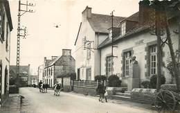 PLOZEVET - La Mairie. - Plozevet