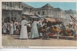 HAITI  UN COIN   DU MARCH2   PORT ZU PRINCE - Cartes Postales