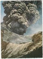 Mt. Aso - Eruption - (Kumamato) - Japan - Japan