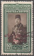 EGYPT    SCOTT NO. 315   USED   YEAR  1952 - Egypt