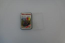 Speelkaarten - Kwartet, Motos Race-Motoren, Quartett 7598/5, ASS, *** - - Playing Cards (classic)