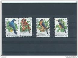 CHRISTMAS 2002 - YT N° 501/504 NEUF SANS CHARNIERE ** (MNH) GOMME D'ORIGINE LUXE - Christmas Island