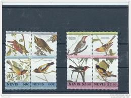 NEVIS 1985 - YT N° 291/298 NEUF SANS CHARNIERE ** (MNH) GOMME D'ORIGINE LUXE - St.Kitts-et-Nevis ( 1983-...)