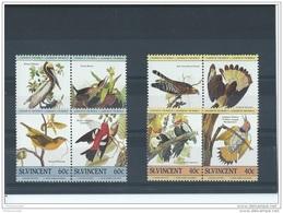SAINT VINCENT 1985 - YT N° 812/819 NEUF SANS CHARNIERE ** (MNH) GOMME D'ORIGINE LUXE - St.Vincent (1979-...)