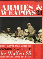 Armies & Weapons 21 1976 Traduction Française - Magazines & Papers