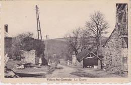 Villers-Sainte-Gertrude, La Grotte. - Sainte-Ode