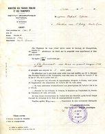 65.HAUTES PYRENÉES.BORDERES SUR L'ECHEZ.DOCUMENT DE L'INSTITUT GEOGRAPHIQUE NATIONAL. - Unclassified