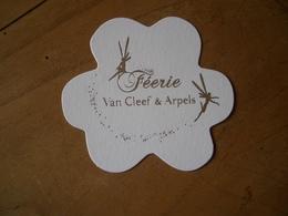 Carte Van Cleef Féérie - Modernes (à Partir De 1961)