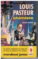 Marabout Junior     LOUIS PASTEUR CHIMISTE   Par Philippe Jouffroy - Books, Magazines, Comics