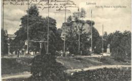 LOUVAIN   Parc St Donat Et La Vieille Tour. - Tienen