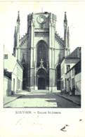 LOUVAIN     Eglise St Joseph. - Tienen