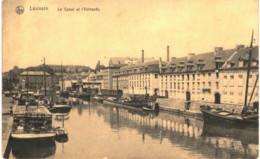 LOUVAIN   Le Canal Et L' Entrepot. - Tienen