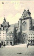 LOUVAIN   Eglise St Pierre  Transept Sud. - Tienen