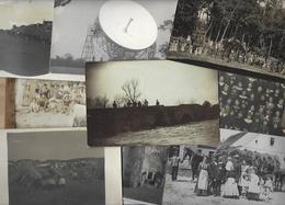 Lot 1489 De 10 CPA CPSM Cartes Photo RPPC Déstockage Pour Revendeurs Ou Collectionneurs - Postcards
