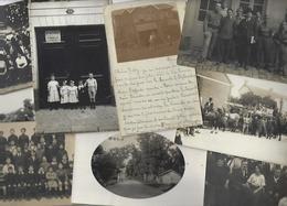 Lot 1490 De 10 CPA CPSM Cartes Photo RPPC Déstockage Pour Revendeurs Ou Collectionneurs - Postcards