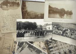 Lot 1491 De 10 CPA CPSM Cartes Photo RPPC Déstockage Pour Revendeurs Ou Collectionneurs - Postcards