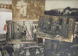 Lot 1492 De 10 CPA CPSM Cartes Photo RPPC Déstockage Pour Revendeurs Ou Collectionneurs - Postcards
