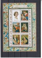 Iles Cook - Noël 1968 - Yvert BF 3 ** - Madonne Et Enfant - Reine Elisabeth II - - Cook