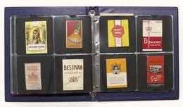 Collezionismo Tabacchi Grande Lotto Etichette Fustelle Varie Marche Di Sigarette - Pubblicitari