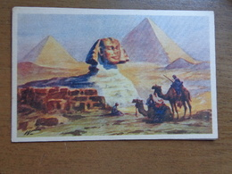 Kameel, Camel / Egypt / The Great Sphinx Of Giza --> Unwritten - Animaux & Faune