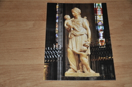 5146- MONS BERGEN, COLLEGIALE SAINTE WAUDRU, LA CHARITE - Religions & Beliefs