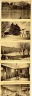 82  MONTAUBAN  ECOLE SAINT THEODAR   -  DEPLIANT DE 7 CARTES AVEC REGLEMENT ET HISTORIQUE - Montauban