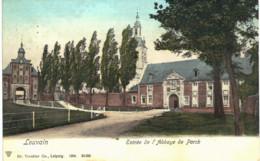LOUVAIN  Entrée De L ' Abbaye De Parck. - Leuven