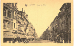 LOUVAIN   Avenue Des Alliés. - Leuven