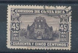 Costa Rica N°145 (o) Ruines D'Ujarras - Costa Rica