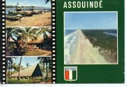 Afrique : République De Côte D'Ivoire - Assouinde N°6755 Ivoirienne Hachette - Multivues - Ivory Coast