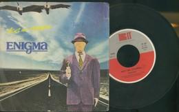"""ENIGMA -AIN'T NO STOPPING -DISCO VINILE 45 GIRI """"7 ANNO 1981 - Dischi In Vinile"""