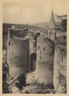 Belgique - La Roche-en-Ardenne - Tour Des Ruines - La-Roche-en-Ardenne