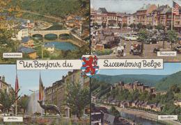 Belgique - Bonjour Du Luxembourg Belge - Bastogne La Roche En Ardenne Arlon Bouillon - Bastogne