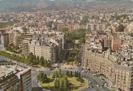 Espagne - Barcelona Vista En Helicoptero - Plaza De Calvo Sotelo - Barcelona