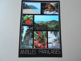 ANTILLES FRANCAISES SPLENDEURS CARAÏBES - Antilles