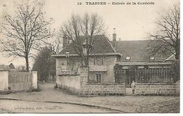 78     Trappes     Entrée De La Corderie     (animations) - Trappes