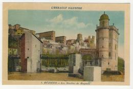 34 - Béziers       Les Moulins De Bagnols - Beziers