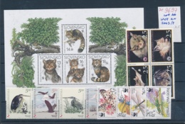 Motiv-Tiere WWF ** Lot -nichts Gerechnet....   (ze9697  ) Siehe Scan - W.W.F.