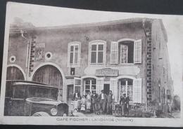 Café Fischer Landange (Moselle) - France
