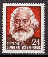 DDR Mi.Nr. 349 ** (A-6-20) - DDR