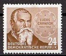 DDR Mi.Nr. 384 X * (A-6-20) - [6] Repubblica Democratica