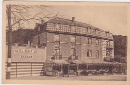 La Roche-en-Ardenne, Hotel Belle=vue Bords De L'ourthe Prop:Achille Paul. - La-Roche-en-Ardenne