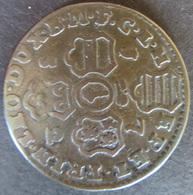 Münze Lüttich 1752 - 2 Liards Wappen Kupfer Ss       - Belgien
